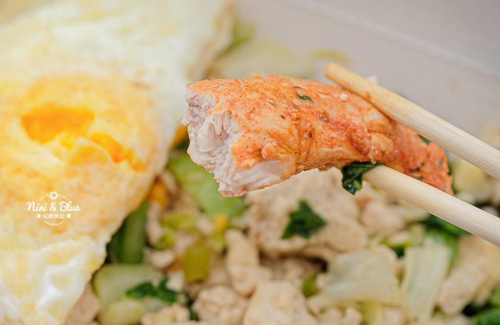 彰化車站美食  艾波廚房 豆腐飯減醣便當18