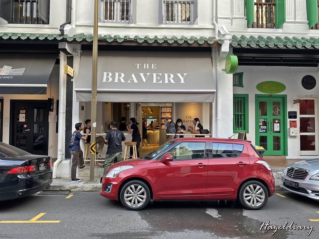 The Bravery Amoy Street
