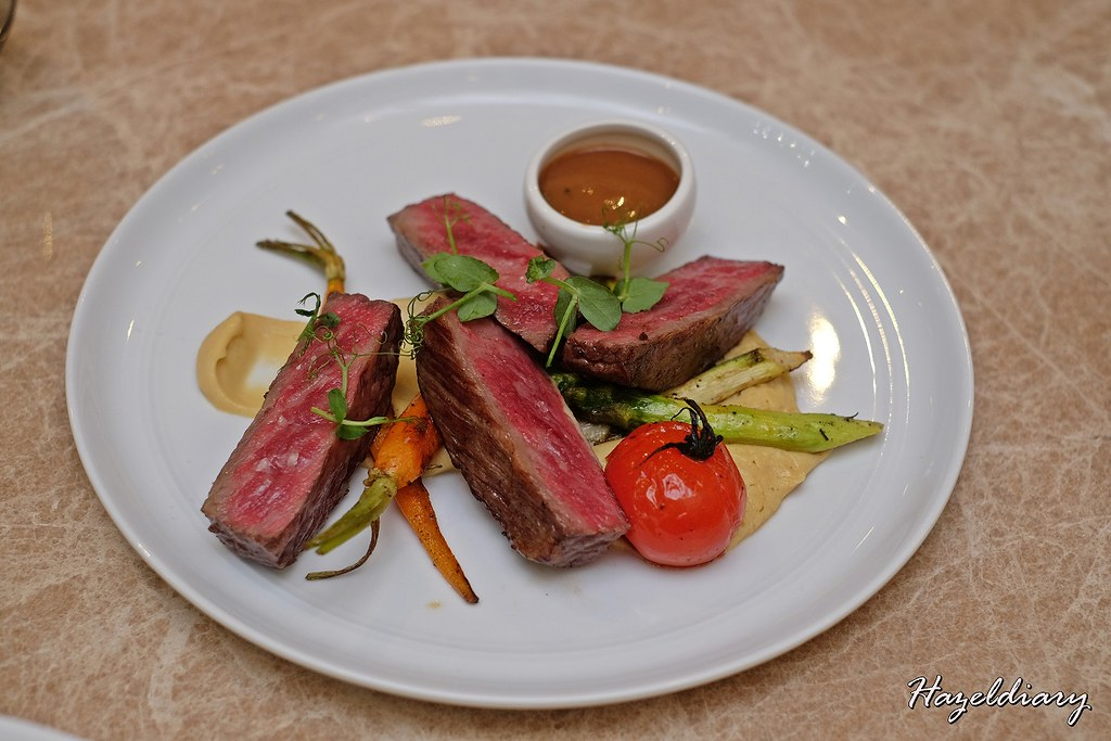 The Bravery Amoy Street- Pure Blood Wagyu Deckle