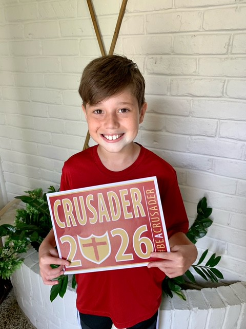 Everett Walker 2026 - Lusher Charter School