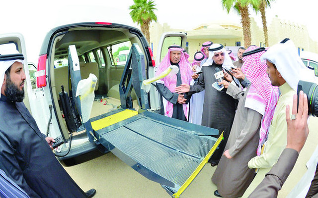1800 SR 150,000 for every disabled person to buy Special Cars – King Salman 01
