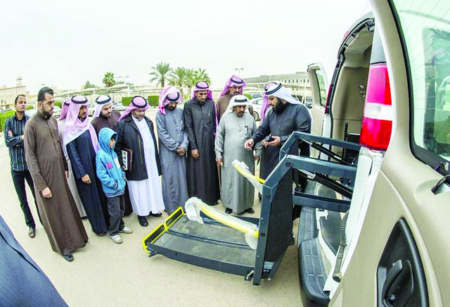 1800 SR 150,000 for every disabled person to buy Special Cars – King Salman 02