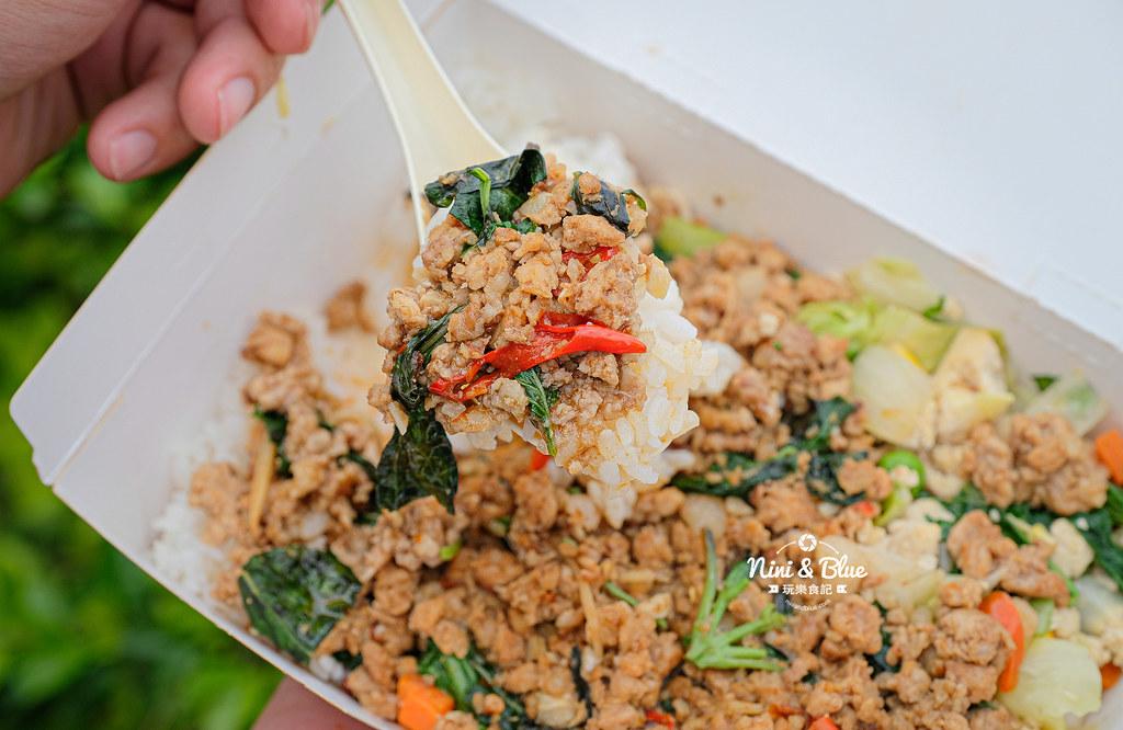 彰化車站美食  艾波廚房 豆腐飯減醣便當24