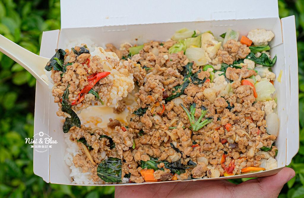 彰化車站美食  艾波廚房 豆腐飯減醣便當23