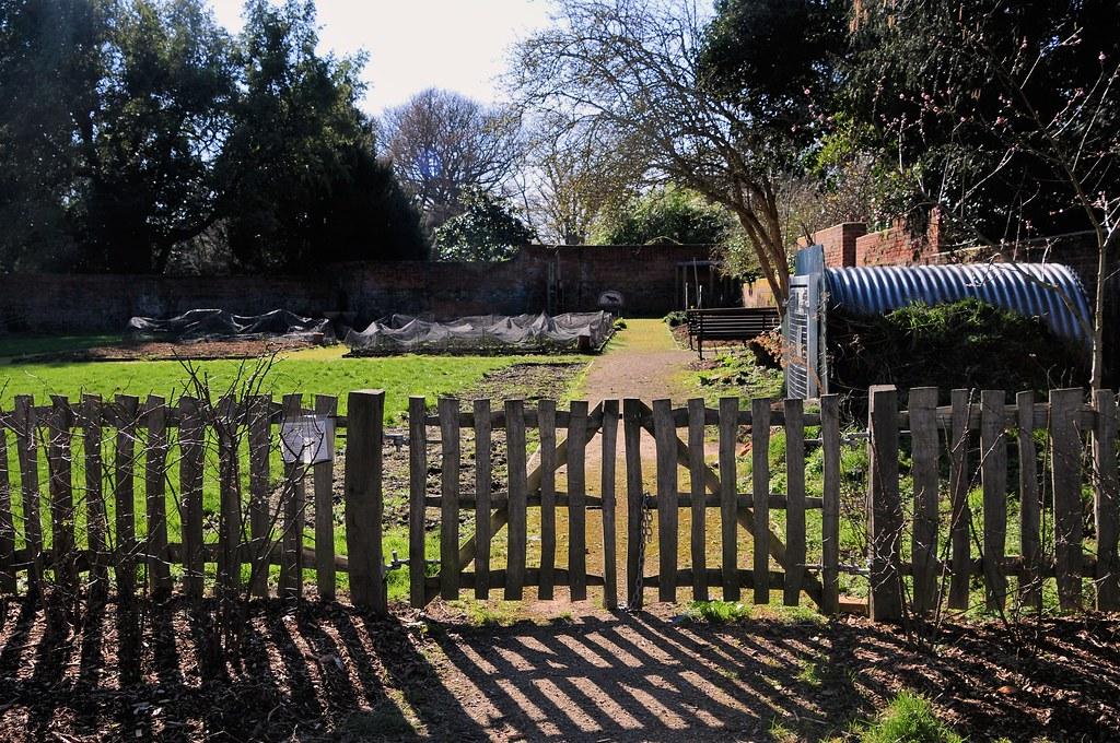 Gunnersbury Park Community Garden