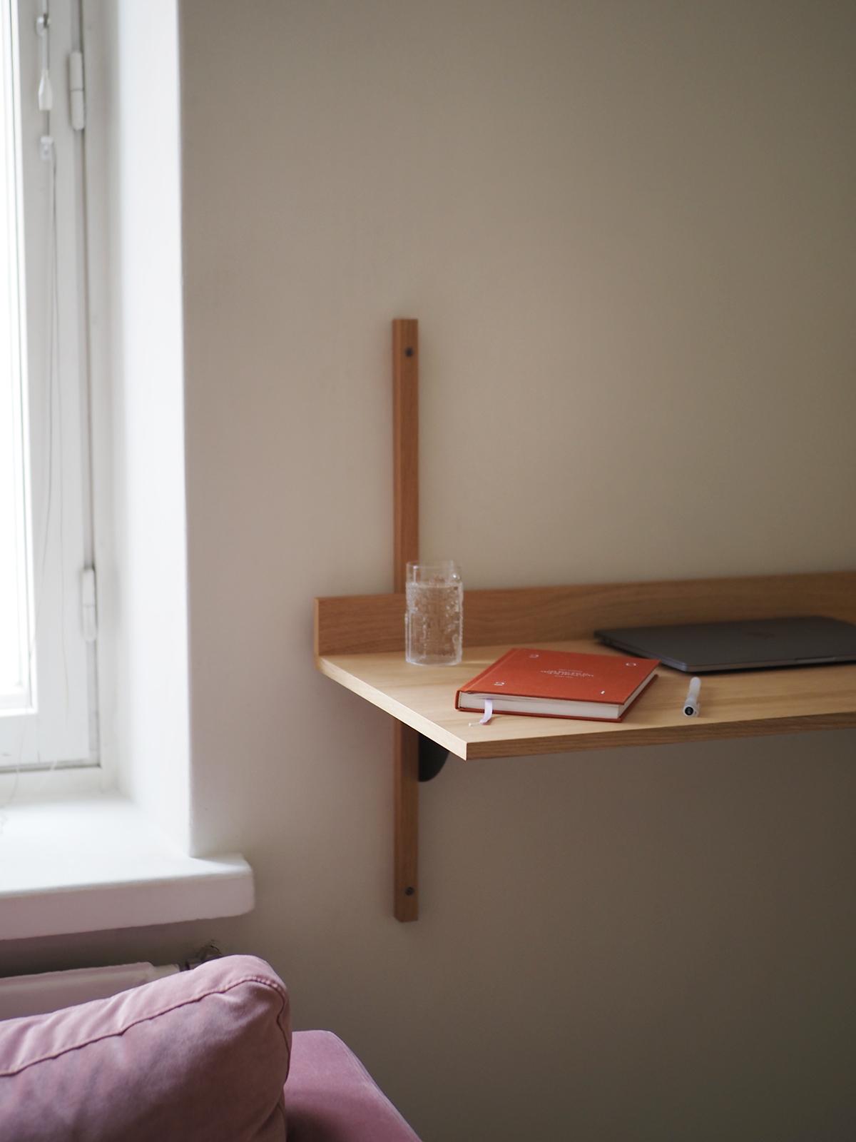 Työpiste kotona - Ferm Living