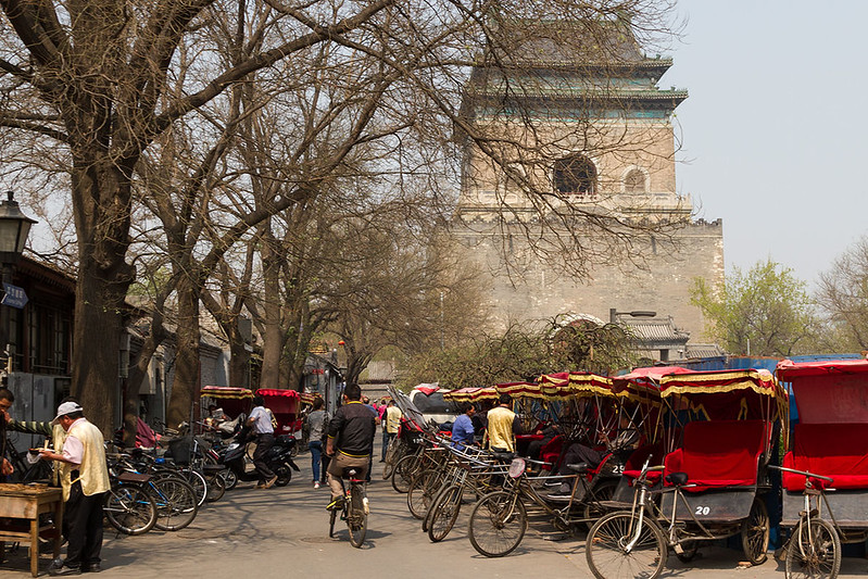Колокольная башня (Колокольня), Пекин