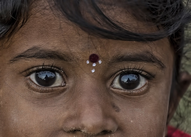 Ci sono occhi che non hanno fine, ci si perde solamente a guardarli.