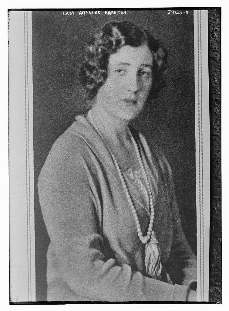 Lady Katherine Hamilton (LOC)