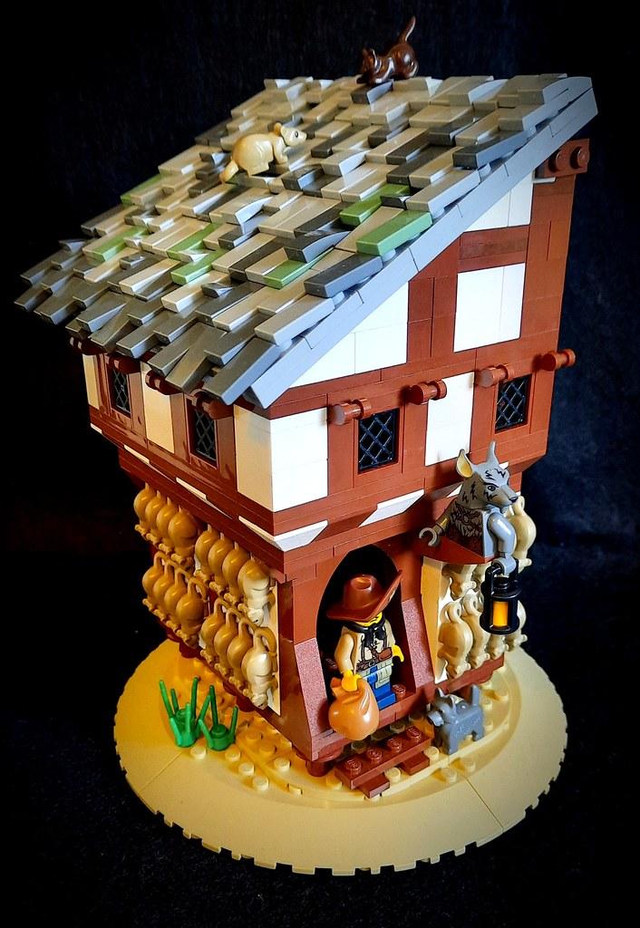 The rat-catcher's house