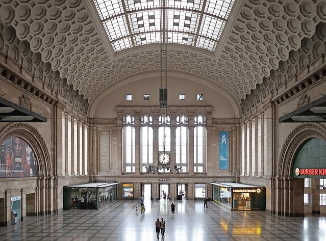 Leipzig - Hauptbahnhof