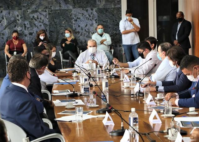 GDF já investiu R$ 2,7 bi para combater o coronavírus