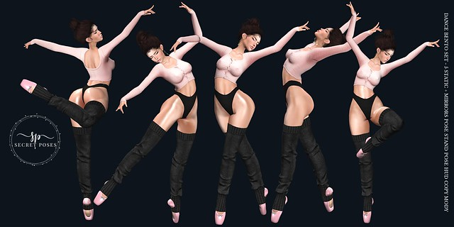 Secret Poses - Dance @ Happy Weekend