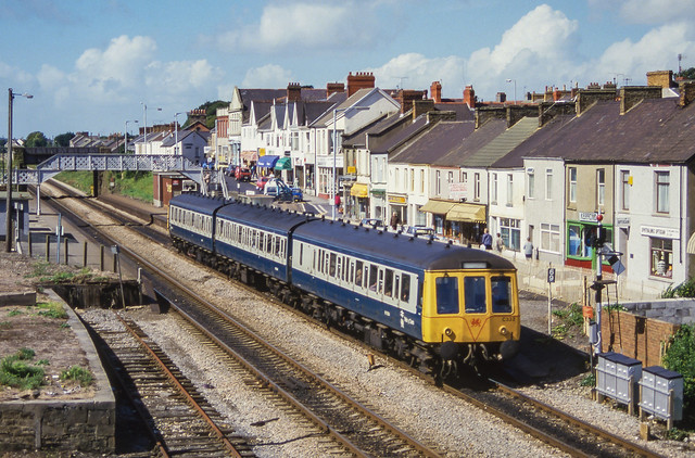 C332 At Burry Port. 05/09/1987.
