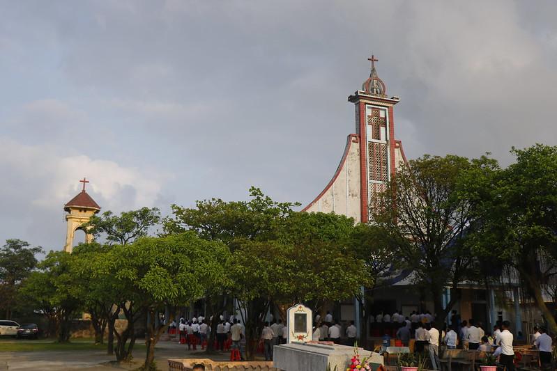 Giáo xứ Dũ Lộc