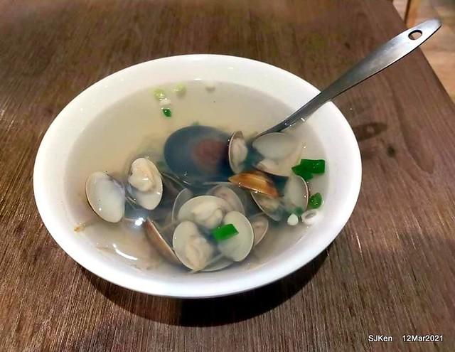 「點心世界微風南京店」(Chinese dishes restaurant), Taipei, Taiwan, SJKen,  Mar 12, 2021.