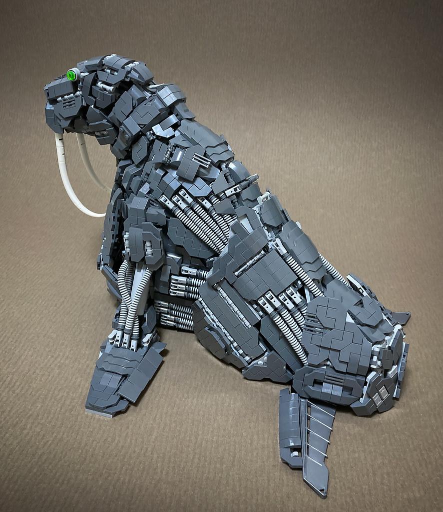 LEGO Mecha Walrus_11