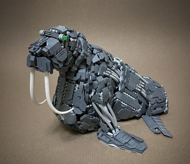 LEGO Mecha Walrus_09