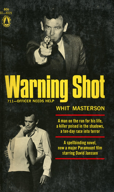 Popular Library 60-8029 - Whit Masterson - Warning Shot