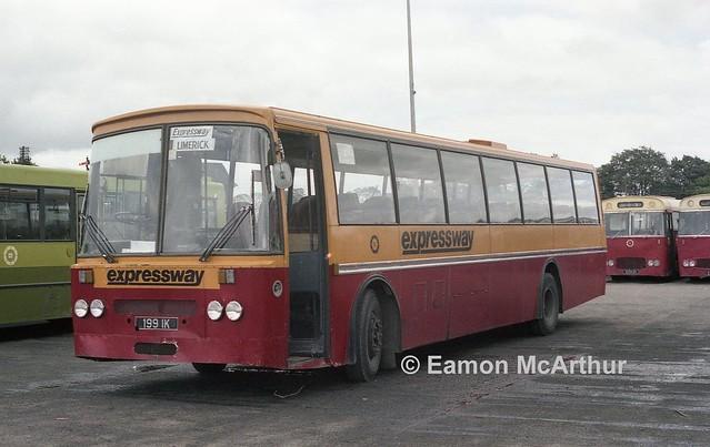 CIÉ  MG199 (199IK).