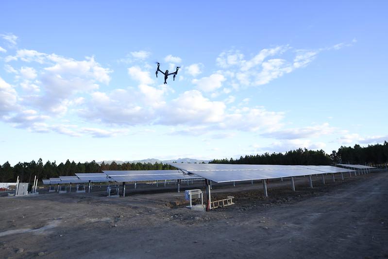 Proyecto Parque Fotovoltaico Fase II