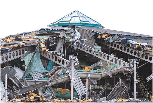 Playdrome Demolition, Clydebank