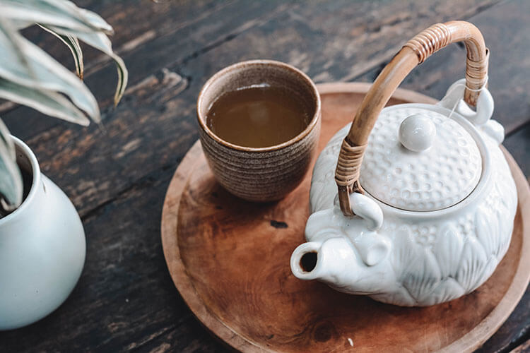 Tumeric Tea and Honey mix
