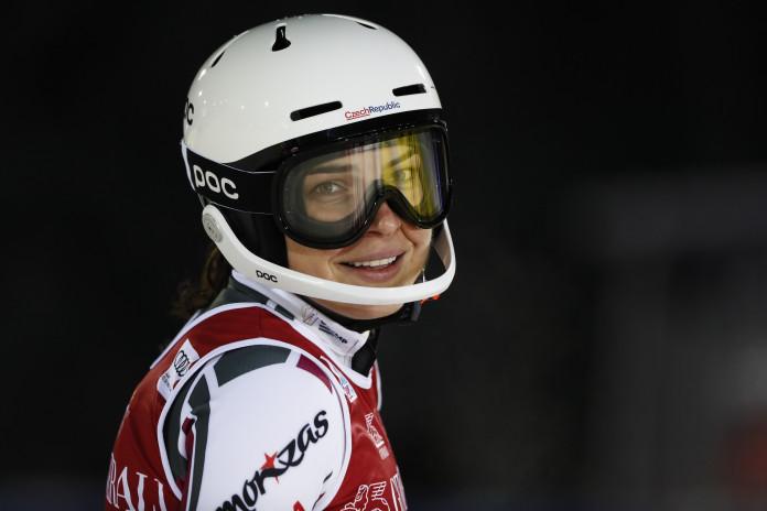Martina Dubovská nastoupí i do zbylých tří závodů Světového poháru