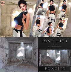 FOXCITY @ The Saturday Sale