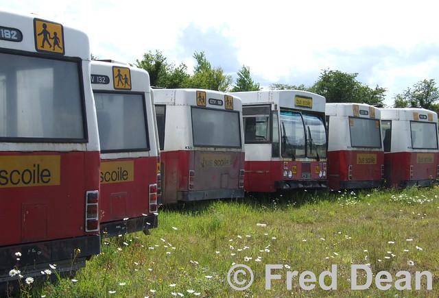 Scrap Bus Éireann KSs.