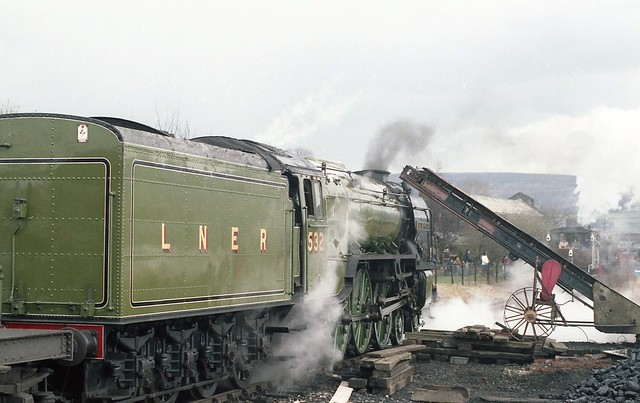 MORE THAN ONE ENGINE IN STEAM