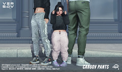[ Versov // ]  CARGOV PANTS available at Access event !