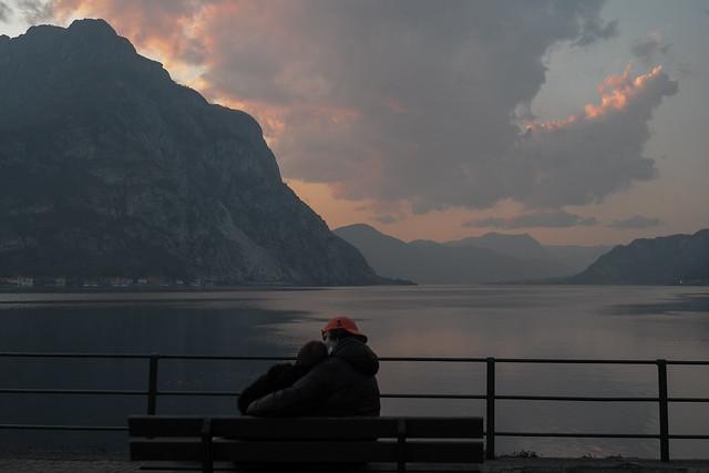 inguine leonardesco 271 - lago di Lecco
