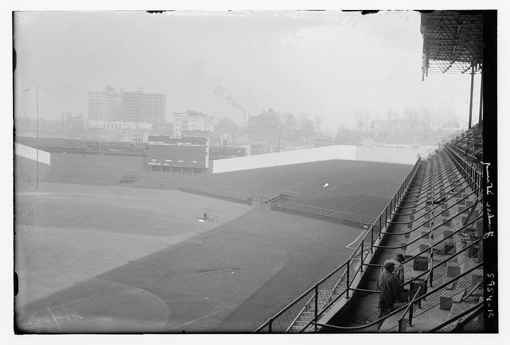 Yankee Stadium, 4/3/24 (LOC)