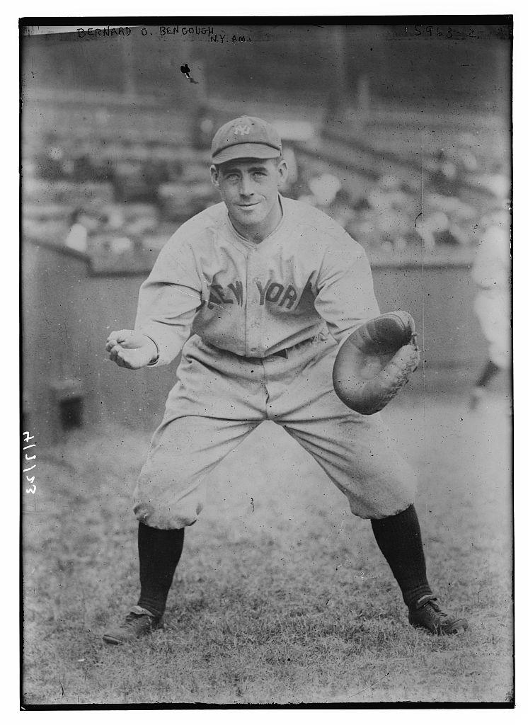 [Benny Bengough, New York AL (baseball)] (LOC)