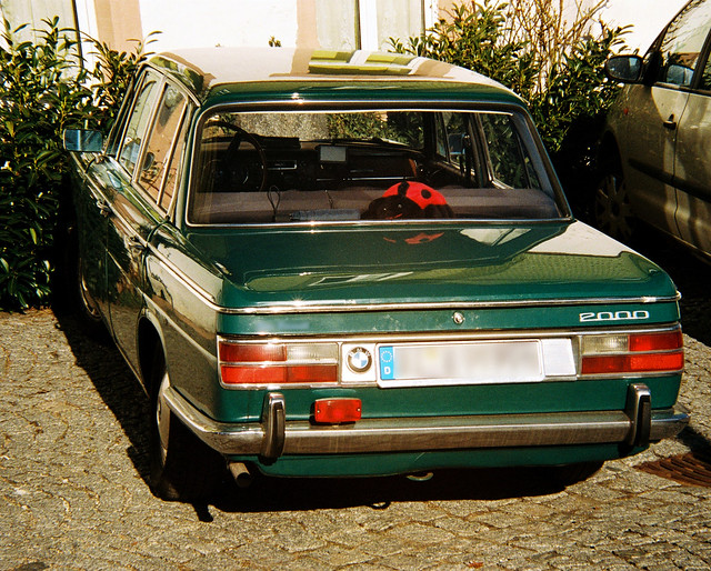 BMW 2000 (made from 1966-1972)