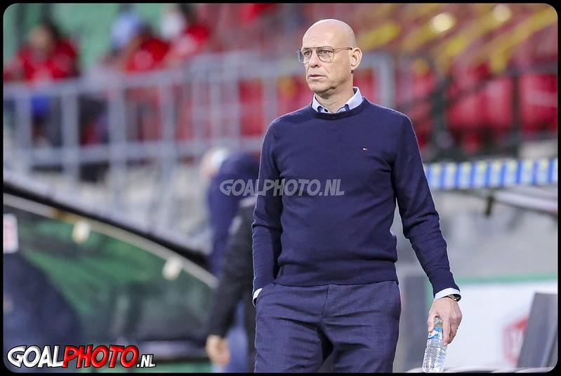 FC Dordrecht - Top Oss 12-03-2021