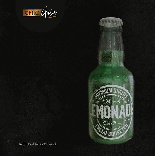 St. Patrick's lemonade GIFT by ChicChica @ Mainstore