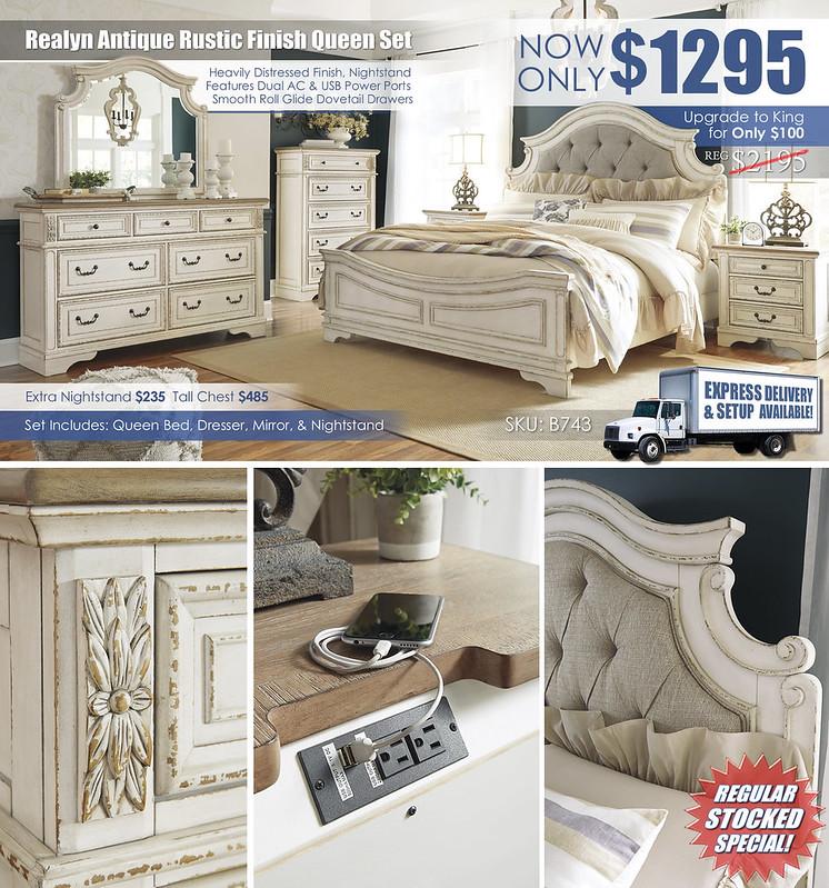 Realyn Rustic Bedroom Set_B743-31-36-46-58-56-97-93-Q432_2021