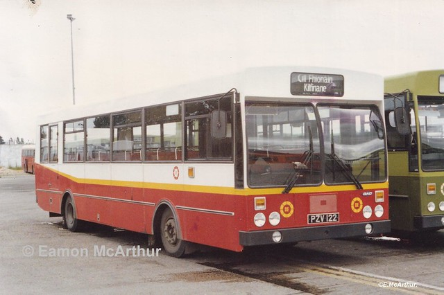 CIÉ KR122 (PZV122).