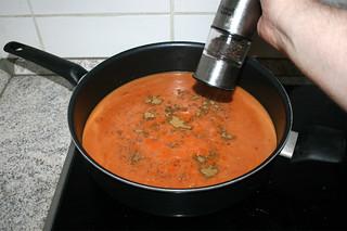 28 - Taste with salt & pepper / Mit Salz & Pfeffer abschmecken