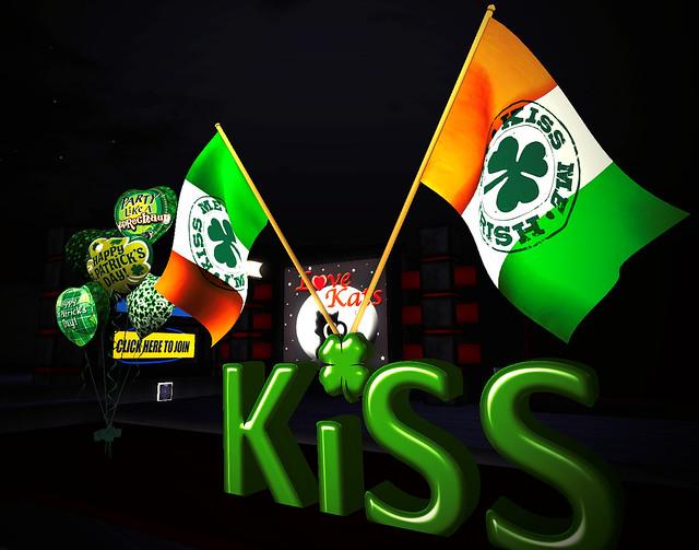 Love Kats III - Kiss Me I'm Irish!