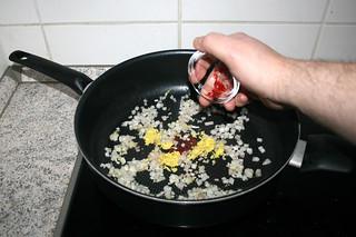 15 - Add chili / Chili addieren