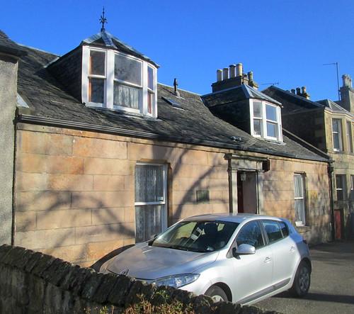 Moffat Cottage, David Livingston's House, Inverkeithing