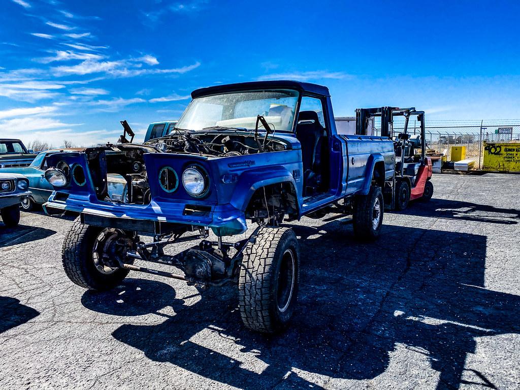 J3000 Jeep