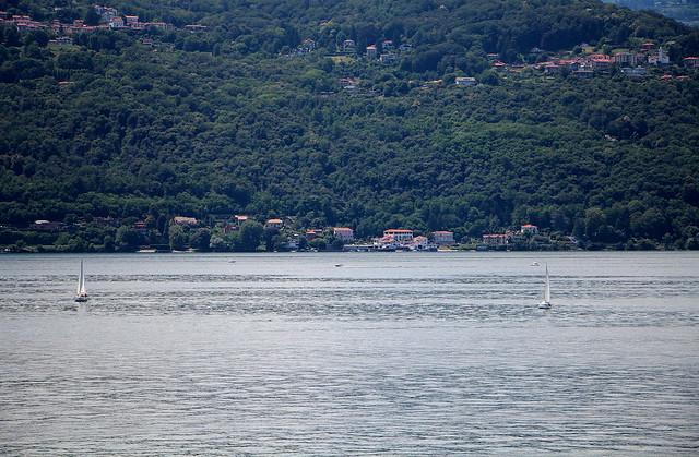 Lago maggiore's cup