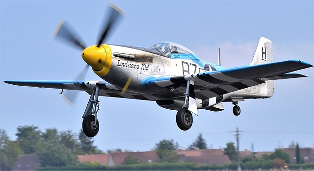 North American P-51D Mustang Louisiana Kid N6328T 473254