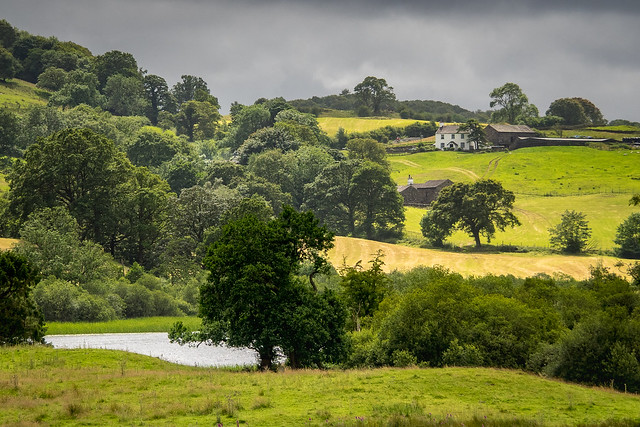 Farm between High Wray and Hawkshead, Cumbria