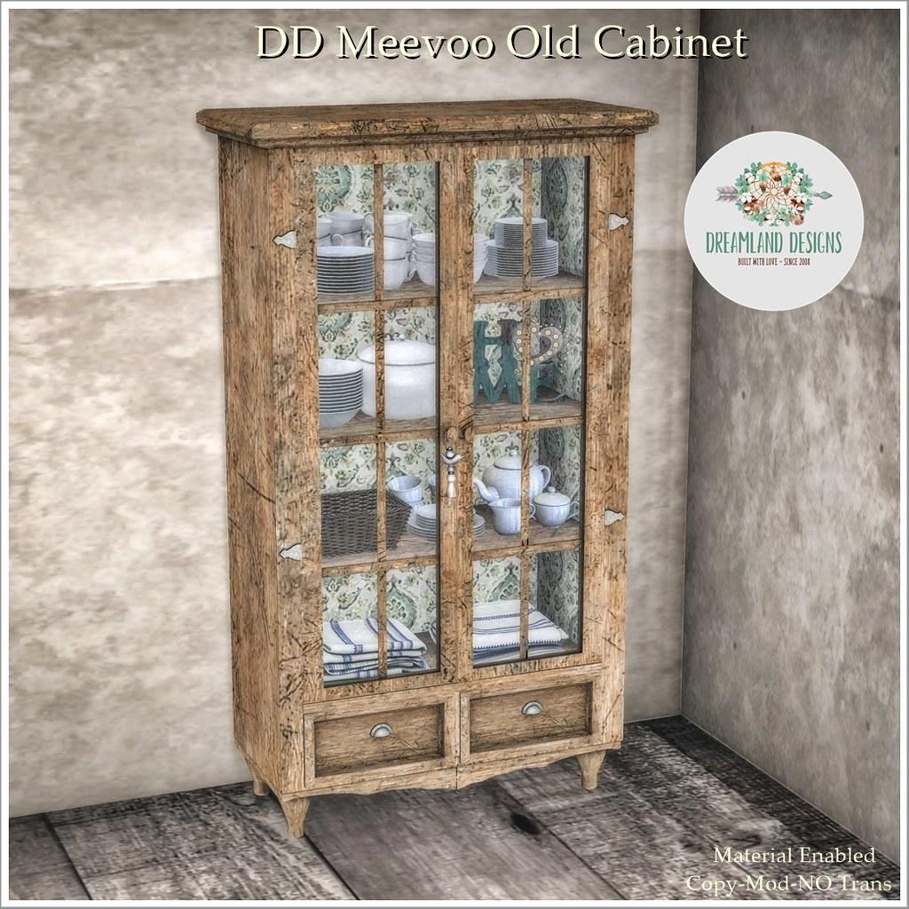 DD Meevoo Old Cabinet AD