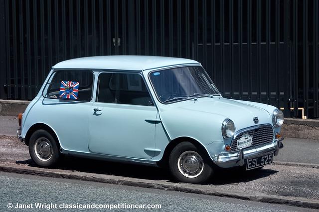 1960 Austin Mini 850